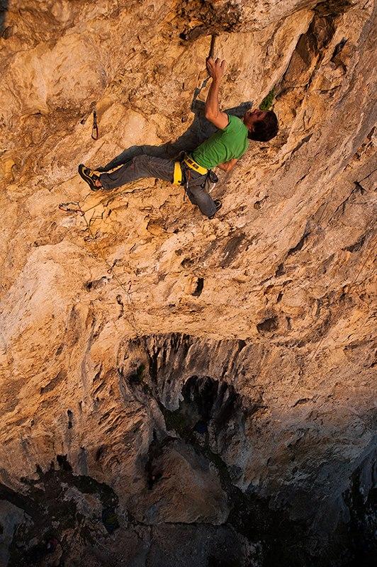 Goran Matika, Skitalica 7c+, Buzetski kanjon