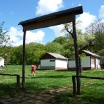 Pusztamarot , bungalovi