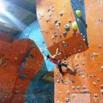 Gravity climbing gym