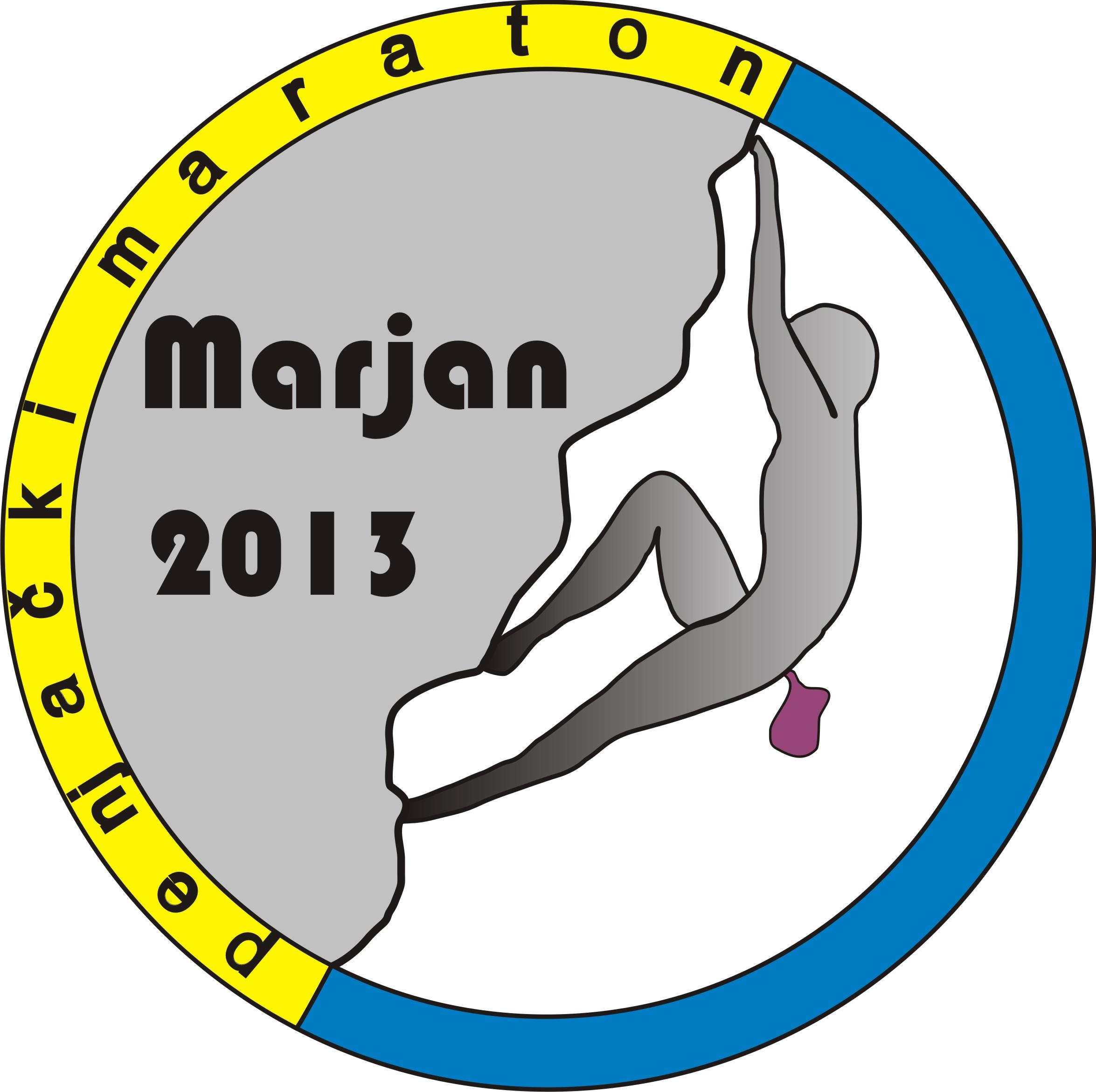 marjan 2013 logo