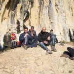 Nedjeljni tim ... Čuja, Pevec , Luka , Šokre , Borna , Škalec + Roko za objektivom